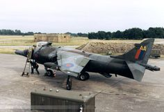 Back to Gutersloh in 1989 with this 3 squadron Military Jets, Military Aircraft, British Aerospace, Royal Air Force, Air Show, Cold War, Fighter Jets, Aviation, History