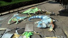 50 absolutely stunning 3D street arts
