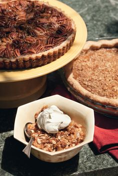 Harvest Pear Crisp With Candied Ginger Recipe — Dishmaps