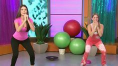 Claudia Molina dijo cuales son los ejercicios que ayudan a lucir más joven y a detener el paso del tiempo.