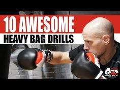 Boxing Workout With Bag, Punching Bag Workout, Home Boxing Workout, Heavy Bag Workout, Boxing Basics, Boxer Workout, Mma Workout, Boxing Training Routine, Muay Thai Training