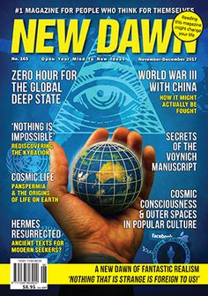 World War III with China: How It Might Actually Be Fought by Prof. Cosmic Life: Dawn of Voynich Manuscript, Latest Issue, Dawn, Magazine, Magazines