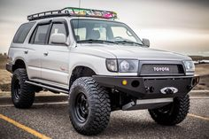 "98 - The ""Dirt Duster"" build - Toyota Forum - Largest Forum - Today Pin Toyota Hilux, Toyota Autos, Toyota 4x4, Toyota Trucks, Toyota Tacoma, Peterbilt Trucks, Toyota Tundra, 1998 4runner, 4th Gen 4runner"