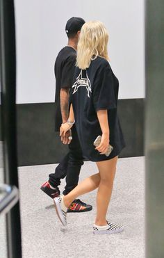 Kylie and Tyga Tyga And Kylie, Estilo Kylie Jenner, Kylie Jenner Look, Kylie Jenner Outfits, Travis Scott, Kylie Baby, Kylie Jenner Pictures, Kardashian Style, Outfit Goals