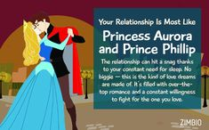 I took Zimbio's Disney couple quiz & my relationship is like Princess Aurora and Prince Phillip ! What about you?