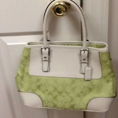 Never Used Coach Bag And Wallet!