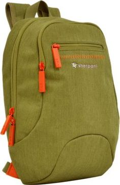 Sherpani Izzy Mini Backpack Olive - via eBags.com!