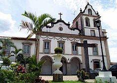 Santuário Santo Antônio do Valongo em Santos