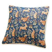 Mille Fleurs Tapestry Cushion