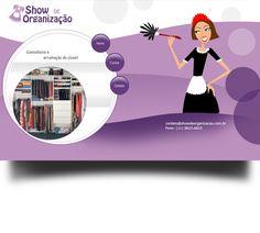 Site Show de Organização