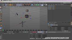 Mograph Candy Cinema 4D New User Quick Tip #10
