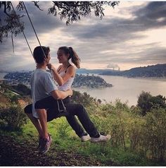 Love | Beautiful | Travel dairies | destination | Swing | love forever | Couple goal | Relationship | Cute | You and i | Prince heart princess