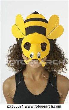 http://comps.fotosearch.com/comp/PLD/PLD421/girl-bee-mask_~px355071.jpg