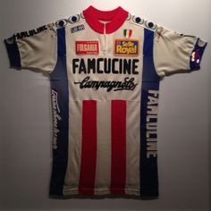 Famcucine Campagnolo jersey