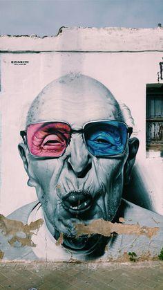 Graffiti art , street art , Urban art art Life style by urbanNYCdesigns 3d Street Art, Murals Street Art, Street Art Utopia, Best Street Art, Amazing Street Art, Street Art Graffiti, Amazing Art, Banksy, Urbane Kunst