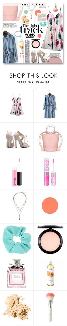 """City Girl Style With Yoins"" by tasnime-ben ❤ liked on Polyvore featuring ASOS, MAC Cosmetics, Maybelline, Topshop, Christian Dior, Bobbi Brown Cosmetics, yoins and yoinscollection"