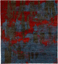 Collecte B Hand Knotted Tibetan Rug from the Tibetan Rugs 1 collection at http://www.modernrugs.com/