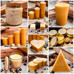 Beeswax Candles, Candle Wax, Candle Making, 100 Pure, Georgia, Candle Holders, Pure Products, Garden, Handmade