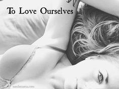 To love ourselves — sandsmama  #selflove #motherhood #bodylove #bodypositivity
