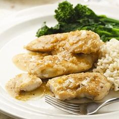 Marmalade Chicken - EatingWell.com