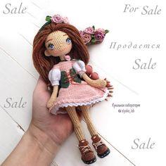 Всем привет Самая красивая куколка ✔️ sold out ✔️продана ___________________ Ваша @olyaka_lab