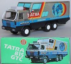 Kaden Tatra 815 GTC Trucks, Model, Scale Model, Truck, Models, Template, Pattern, Mockup