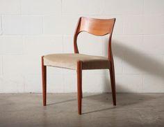 Niels Moller Teak  Chair