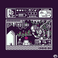 Cool Pixel Art, Anime Pixel Art, Pixel Life, Pixel Art Background, Ascii Art, Nostalgic Art, Board Game Design, 8bit Art, Pixel Animation