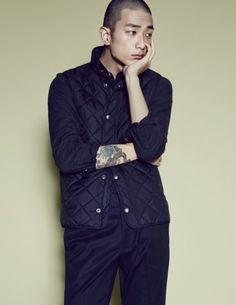 Park Sung Jin by Mok Jung Wook for W Korea Sept 2014 Park Sung Jin, Mode Man, W Korea, Gentleman, Singing, Winter Jackets, Asia, Men, Winter Coats