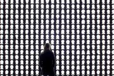 alfredo jaar/the geometry of conscience memorial 2010