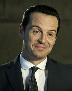 Is anybody as dangerous as Moriarty?