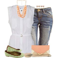 """Ready For Summer!!"" by jafashions on Polyvore"