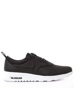 Nike Air Max Thea premium formateurs en cuir | Womenswear | Liberty.co.uk