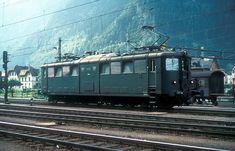 Swiss Railways, Electric Locomotive, Felder, Routes, Train Tracks, Explore, Gallery, Vehicles, Photos