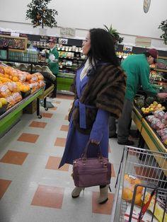 Supermarket Stroll- January 7, 2013