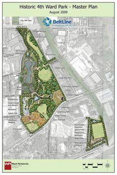 beltline 4th ward park plan | set to open next summer!! wow.… | Flickr - Photo Sharing!