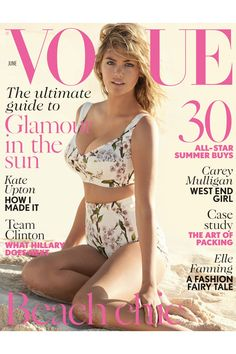 Kate Upton - New Vogue June 2014 pics