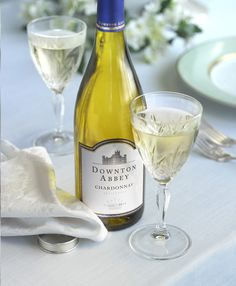 Downton Abbey Wine Chardonnay:   When Mr. Carson stocks the cellar for Lord and Lady Grantham, he selects only the finest wines crafted from the world's noblest grapes such as Chardonnay.