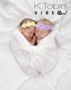 Twin Sisters, friends forever www.ktobinvideo.com