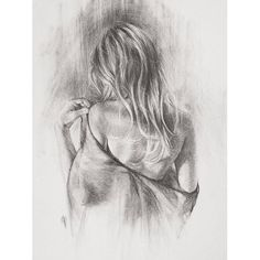 'Nocturnes in Charcoal II' Painting Print on Wrapped Canvas East Urban Home Pencil Art Drawings, Art Drawings Sketches, Easy Drawings, Charcoal Sketch, Charcoal Art, Drawings With Meaning, Art With Meaning, Tracing Art, Canvas Wall Art