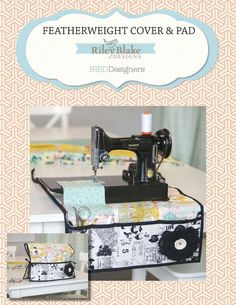 Featherweight Cover & Pad Free Project Sheet