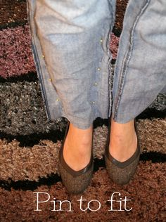 Let Your Footwear Take Center Stage | The Renegade Seamstress