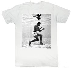MUHAMMAD ALI  T Shirt ( Various Options )