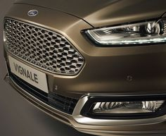 Ford Mondeo Vignale – Ford Europe