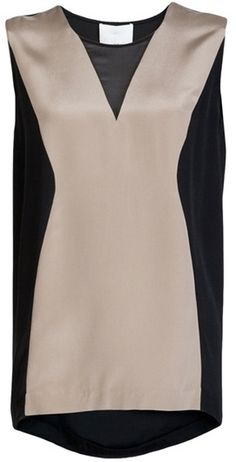 4d0bd41a7f Shop Women s Phillip Lim Sleeveless and tank tops on Lyst. Track over 2974  Phillip Lim Sleeveless and tank tops for stock and sale updates.