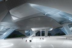 Guggenheim Guadalajara | Asymptote Architecture