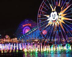 World of Color at Disney's California Adventure