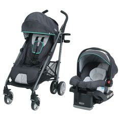 Graco Breaze Basin Stroller and Car Seat Travel System