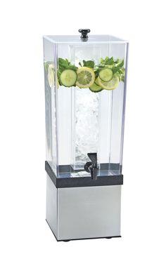 Econo 3 Gal Beverage Dispenser