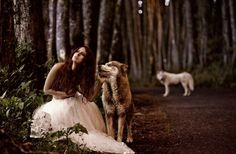 Hi. I'm Aria, princess of all wolves. I was raised by them and can talk to them. They made me their princess when I turned 7 years old. My wolf mother thought it would be a good idea to come to the academy to learn of the human ways. Word of warning though, don't make me angry. Mess with a wolf and you get the fangs, if you know what I mean. Haha. Also, my wolf brother, Miro, is very protective over me and refuses to leave my side. Anyway, I'm 17 and new to this place. Intro?